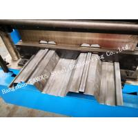 China Galvanized Steel Composite Metal Decking Formwork For Floor Slab System Construction wholesale