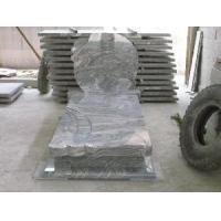 Buy cheap Juparana Granite Tombstone (LY-190) from wholesalers