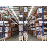 China Heavy Duty Storage Pallet Rack Shelving Anti Rust Easy Assemble For Warehouse wholesale