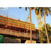 China Crane Jump Form Formwork System Simple Moving Any Shape / Height Available wholesale