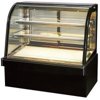China Best supplier commercial upright deep display cake refrigerator showcase for sale on sale