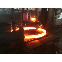 China Hollow Seamless Rolled Ring Forging EN10228 Hot Rolled Forged 3 Ton wholesale