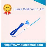White color Hand control electrosurgical Pencil with170mm Blade with 3.0M cable S2103W