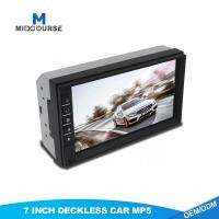 China Touch Screen 2 Din Car Stereo Car Mp5 Mp4 Player 5m Remote Range on sale