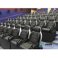 China Customized Color 5D Theater System Seats Used For Center Park And Museum wholesale