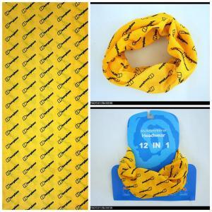 China Seamless bandana neckwear wholesale