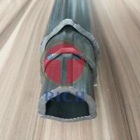 China DIN 2391 Carbon Seamless Special Steel Pipe Triangle Shape For Machineries wholesale