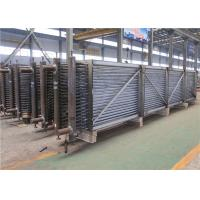 China ASME Boiler Gas Cooler Heat Exchanger For Power Plant Carbon / Stainless Steel wholesale