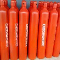 China CO Cylinders for Fish Treatment, with 15mPa/150 Bars Working Pressure wholesale