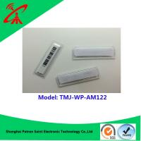 China Custom Waterproof Labels AM Soft Labels 58KHz Security System For Supermarket wholesale