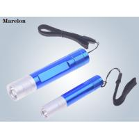 Buy cheap Torch Mini LED Emergency Flashlight Aluminum Alloy Material 19.5X101mm Size from wholesalers