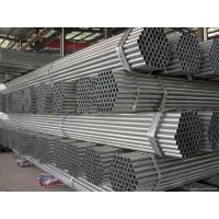 China SPHC, SPCC oiled / black color / galvanized Rectangle, Ellipse Welded Steel Pipes / Pipe wholesale