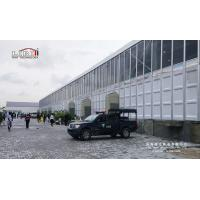 China 50m Width Wedding / Party Aluminum Frame Event With Glass ABS Walls , on sale