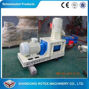 China YMKJ450 Flat Die Wood Pellet Machine , Grass / Hay pellet machine wholesale