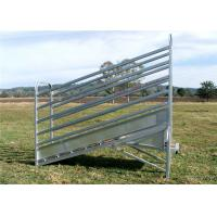 Buy cheap 3.6 Metre Adjustable Cattle Loading Ramp With Dual Pin Locking System from wholesalers