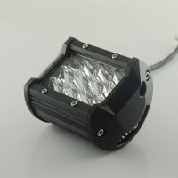 Quality 5D Off Road Vehicle LED Light Bar 3600LM 4Inch Lights With Aluminum Alloy Shell for sale