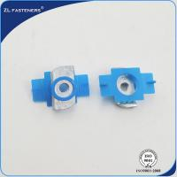 China Solar Fastener Strut Channel Nuts With Plastic Wing Free Samples wholesale