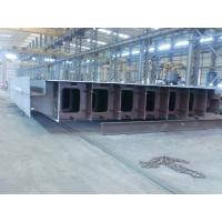 China Heavy Duty Building Steel Frame Pre - Fabrication Commercial Steel Buildings wholesale