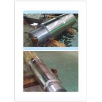 Quality Carbon Steel Marine Rudder Spindle Stock , Intermediate Shaft Forging for sale