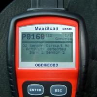 China MaxiScan MS509 OBD2 Car Scanner Reads live PCM Data Stream and Prints data via PC wholesale