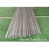 China Pharmaceutical Annealed Stainless Steel Tubing , 6 Inch brushed stainless steel tube on sale
