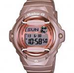 China Wholesale Casio Baby-G BG-169G-ER Ladies Women Wrist Watch 5 Alarm Gold/Bronz Resin Strap wholesale