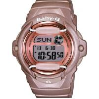 China Wholesale Casio Baby-G BG-169G-ER Ladies Women Wrist Watch 5 Alarm Gold/Bronz Resin Strap wholesale