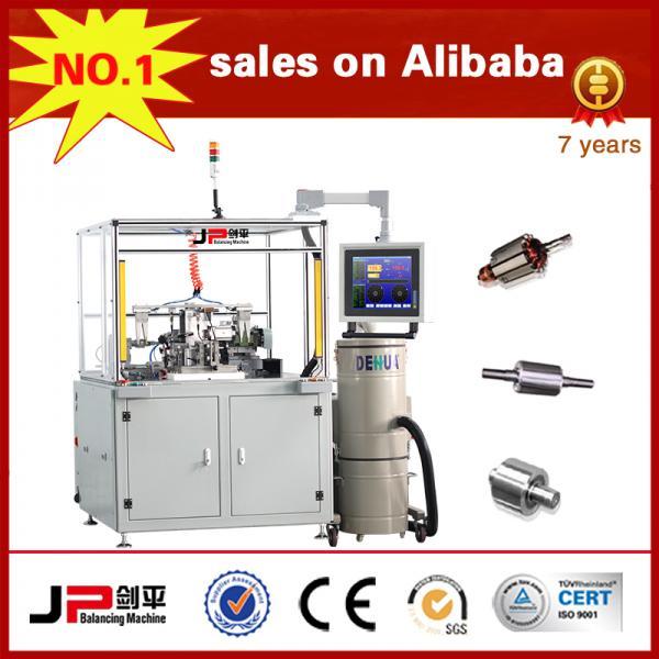 Electric Motor Rotor Armature Balancing Machine Of Item