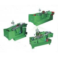 China Horizontal Flat Die Thread Rolling Machine With 1.1-15kw Motor Power , High Speed on sale