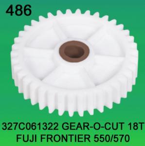 China 327C061322 GEAR TEETH-18 O-CUT FOR FUJI FRONTIER 550,570 minilab wholesale