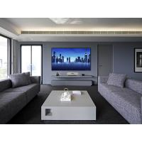 Buy cheap 100 Inch Short Throw Projector Screen,High Contrast ambient light rejection projector screen With 1cm Frame from wholesalers