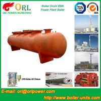 China Waste heat recovery Boiler Mud Drum manufacturer wholesale