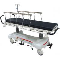 China X-Ray Hydraulic Patient Transport Stretcher Electrostatic Spray Coated on sale