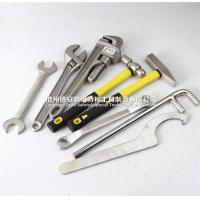 Buy cheap 304 stainless steel non magnetic hand tools wrench and hammer from wholesalers