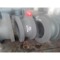 Quality High Precision Spare Parts Forging Metal Castellated Shaft For Wind Power for sale