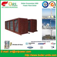 China Hot Water Boiler Stack Economizer Economiser Tubes Anti Corrosion ASME Standard wholesale