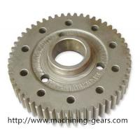 Coal Mill Large Diameter Gears 0.005mm Machined Tolerance Abrasion Resistant