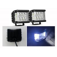 "China 45W 4.5"" Square LED Driving Lights 6500k Offroad Truck Work Lights 3800 Lumen wholesale"
