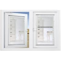 China Custom Hollow Blinds In Window Glass Panel / Injection Moulding Glass Frame on sale