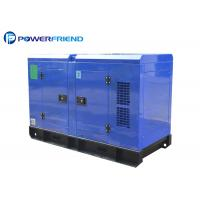 China 50kw Air Cooled 1500rpm Silent Type Deutz Generator With ISO CE Certificate wholesale