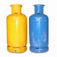 China 48L Liquefied Petroleum Steel Gas Cylinder, Measures 350 x 740mm wholesale