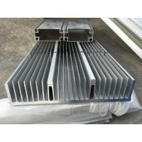 China 300MM Width 6063T5 Aluminium Heat Sink Profiles / aluminium heatsink extrusions wholesale