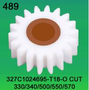 China 27C1024695 GEAR TEETH-15 O-CUT FOR FUJI FRONTIER 330,340,500,550,570 minilab wholesale