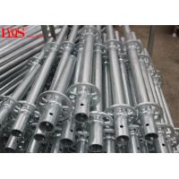 China Quickly Assembly Ringlock Scaffolding System Flexible Scaffold for Construction wholesale