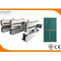 China Guillotine Cut-off PCB Assembly Services Short Aluminum Board on sale