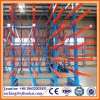 Wholesale CE/ISO/TUV certificates heavy duty car storage cantilever rack from china suppliers