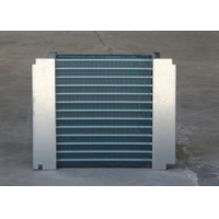 China OD38 SS316L T0.9 Air Handling Finned Tube Heat Exchanger wholesale