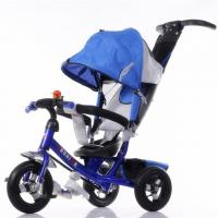 Quality 4 in 1 baby tricycle with umbrella / sunshade for sale