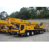 China 25 Ton Lifting Capacity Small Truck Mounted Cranes With 213kw Engine wholesale