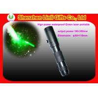 China cheap waterproof high powered green portable laser pointers wholesale